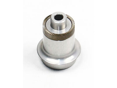 Hope RS4 Rear Non-drive spacer. 130-Sil