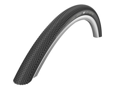 Schwalbe G-One Allround Performance RaceGuard Gravel (Folding) 27.5X2.80 27.5+ x 2.80""