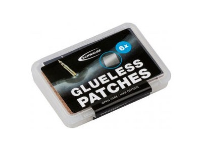 Schwalbe Glueless Patches (Pack of 6)