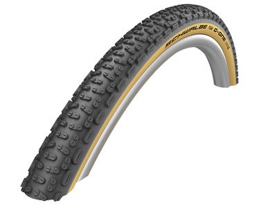 Schwalbe G-One Ultrabite TLE Addix Performance RaceGuard Tyre in Classic Skin (Folding) 700 x 38mm