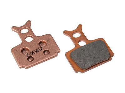BBB DiscStop Formula Mega/The One/R1 Disc Pads Sintered