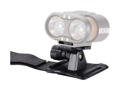 BBB Helmet Mount for Strike & Scope Lights