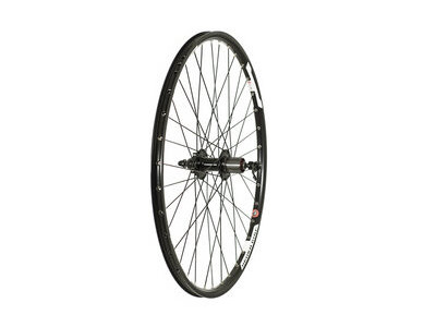 "Raleigh 29"" Tru Build Rear Wheel Q/R"