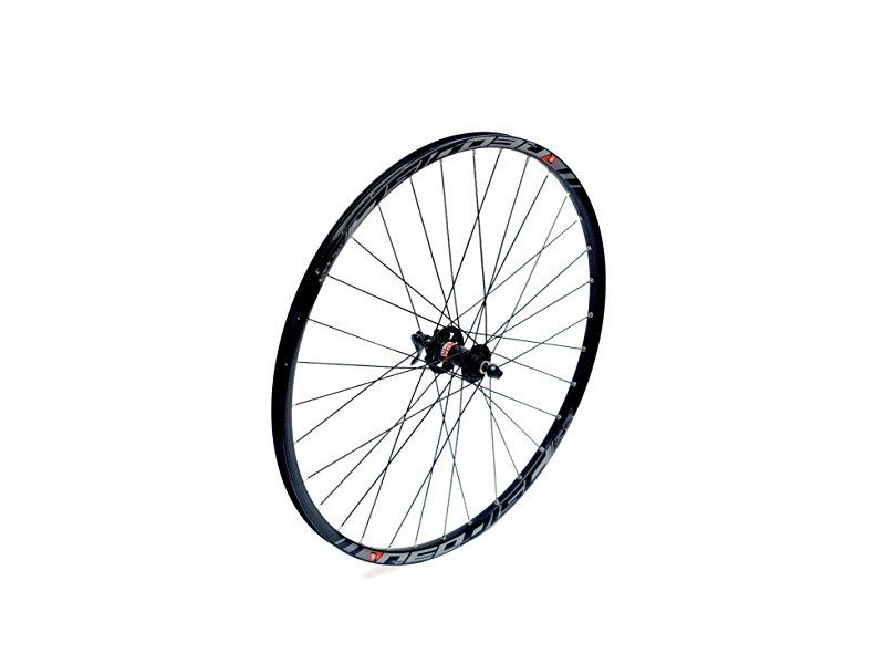 Mach 1 Neo Disc 27.5 Front Wheel - Black click to zoom image