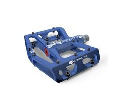 Acros A-Flat XL Pedal  Blue  click to zoom image