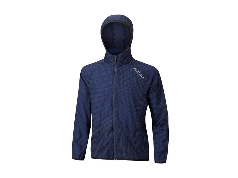 Altura Airstream Kids Jacket Blue click to zoom image
