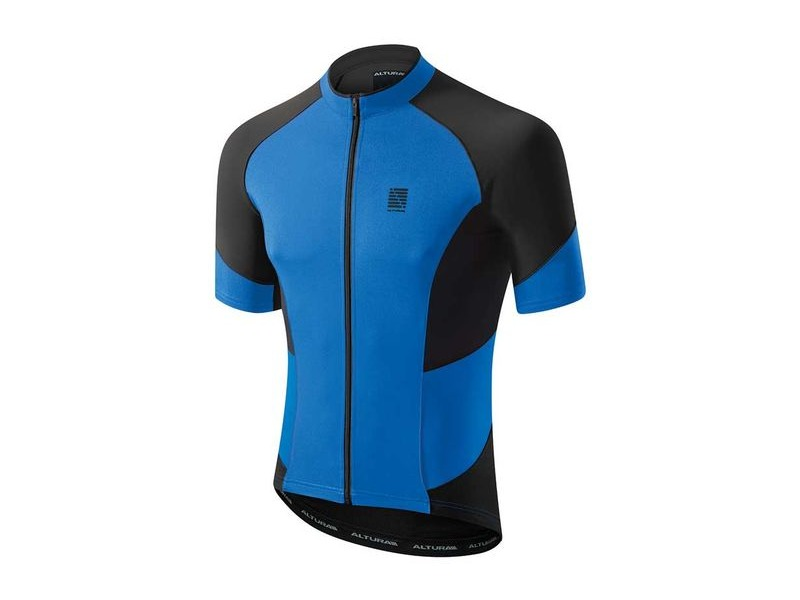 Altura Peloton SS Jersey S Blu click to zoom image