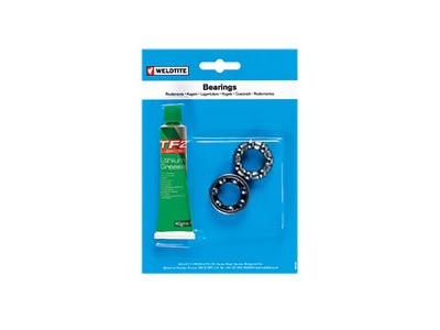 Weldtite 1/4 Bb Cages & Grease 1/4""