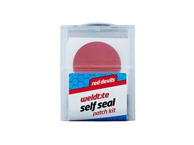 Weldtite Red Devil S/Seal Patch Repair Kit