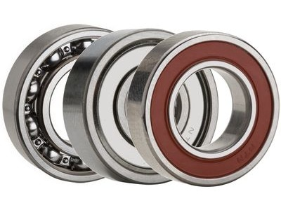 Kinetic 6000-2RS Stainless Steel Sealed Bearing