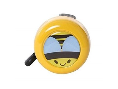 Con-Tec Bell Junior Bee Yellow