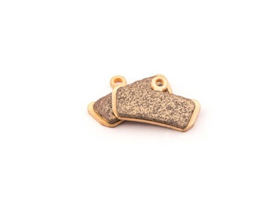Clarks Sintered Disc Brake Pads W/Carbon For Sram Guide & Avid XO Trail