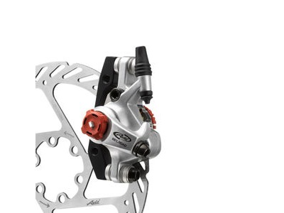Avid BB7 - Road - Platinum 140mm G2cs Rotor (Rear-includes Is Brackets Rotor Bolts): 140mm