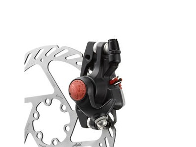 Avid BB5 - MTB - Black - 160mm G2cs Rotor (Front Or Rear-includes Is Brackets Rotor Bolts): Black 160mm