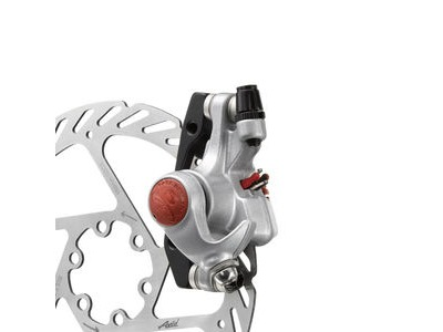 Avid BB5 - Road - Platinum - 140mm G2cs Rotor (Rear-includes Is Brackets Rotor Bolts): 140mm