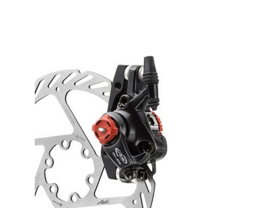 Avid BB7 - MTB - Graphite - 180mm G2cs Rotor (Front Or Rear-includes Is Brackets Rotor Bolts): 180mm