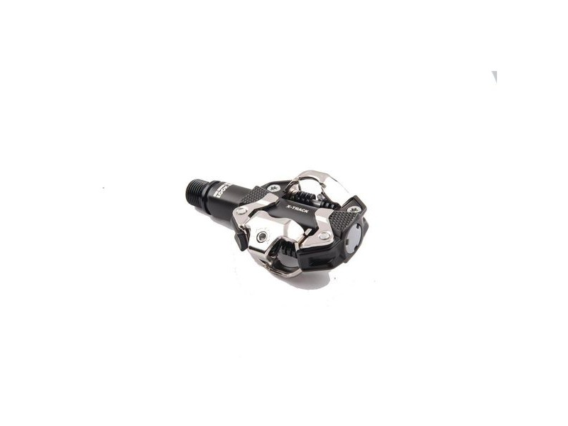 Look X-track MTB Pedal With Cleats Grey click to zoom image