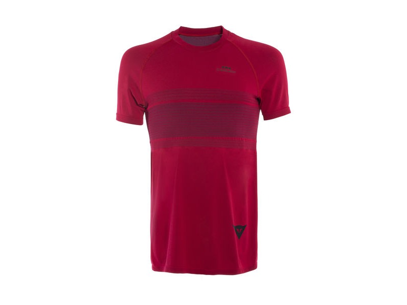 Dainese AWA Tee 4 Red, Yellow click to zoom image