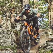 Electric Bikes E-Mountain Full Suspension