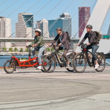 Electric Bikes E-Urban